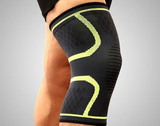 Nylon Fitness Compression Knee Support Brace / Sleeve