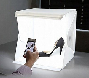 Portable Folding LED Light-Box Photography Studio