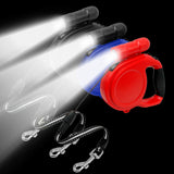 Retractable Dog Leash w/Detachable LED Flashlight