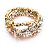 Multi Color Gold / Silver Bracelets & Bangles for Women