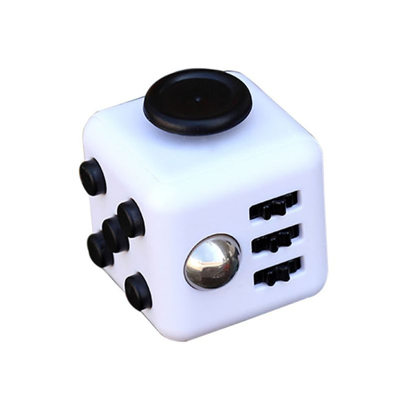 Mini Fidget Cube Fun Stress Reliever
