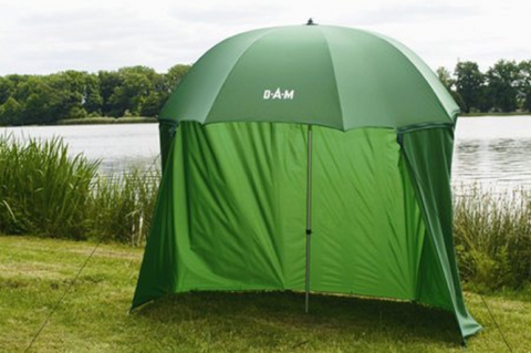 DAM Umbrella Tent + Wind shield | 2.20 m