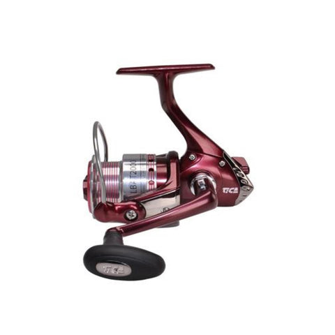 TiCA Lustre Rear Drag Spinning Reel