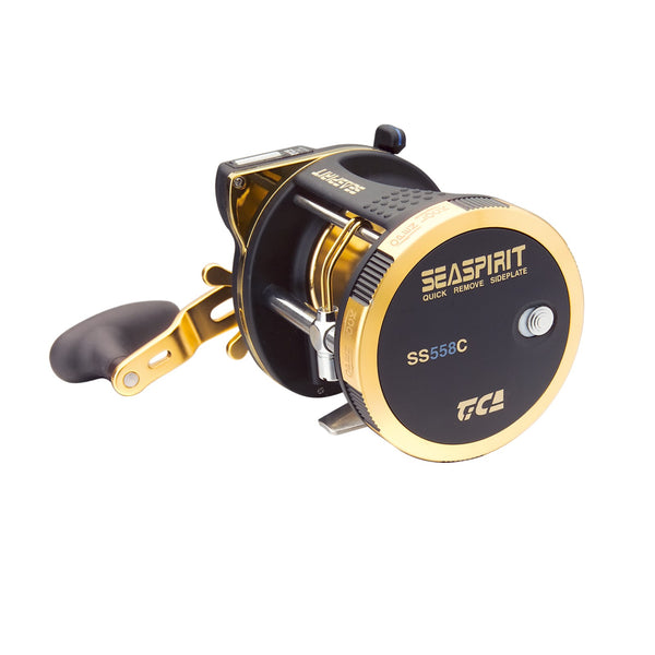 TiCA Seaspirit SS Boat & Trolling Sea Fishing Reel