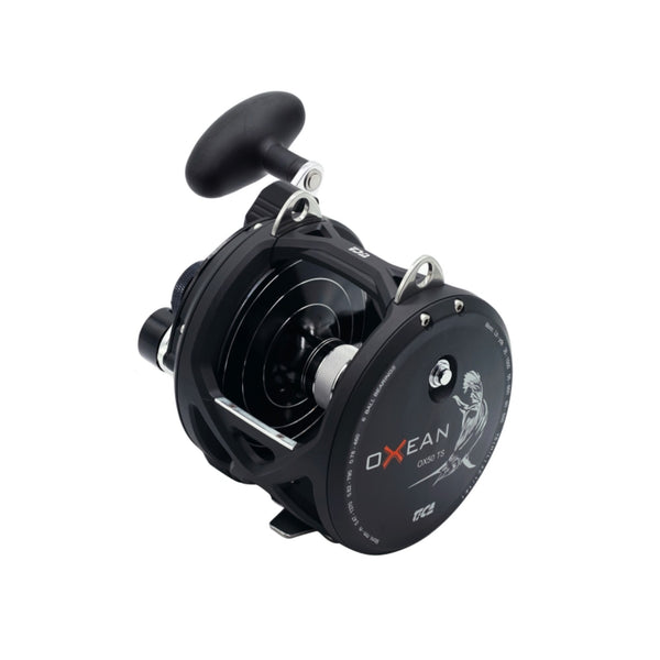 TiCA Oxean OX50TS 6BB 3.2/1.4:1 2-speed 1550g Right