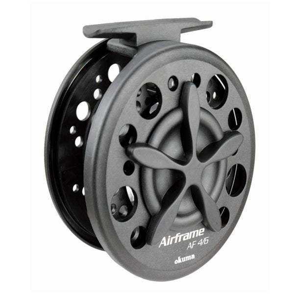 Okuma Airframe Fly Fishing Reel | 4/6 or 7/9