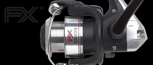 Shimano FX Front Drag Spinning Reel