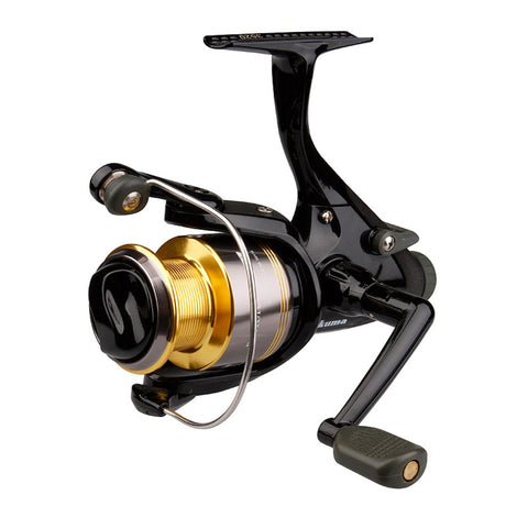 Okuma Proforce Baitfeeder Carp Fishing Reel + Spare Spool