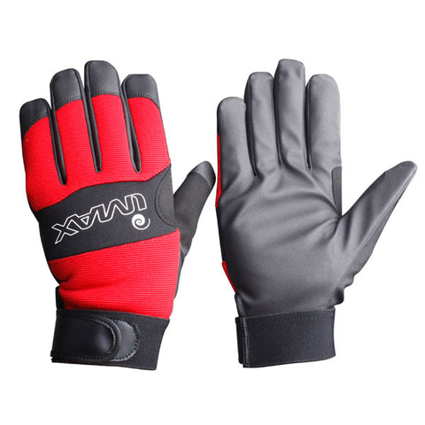 Imax Oceanic Glove 100% Waterproof | Breath | Red | M - XL