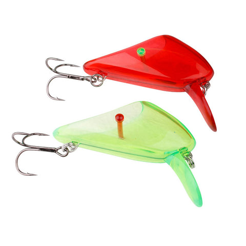 Savage Gear 4Play Lipscull UV Red - Green Hooks