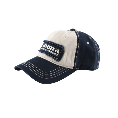 Okuma Full Back Hat Blue+Patch