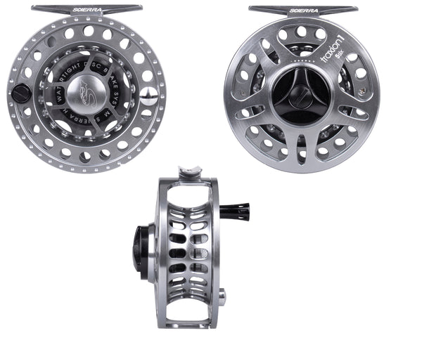 Scierra Traxion 1 2 3 Fly Reel