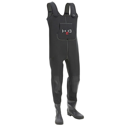 DAM H2O Chest Wader Neoprene Cleated Sole | 4mm