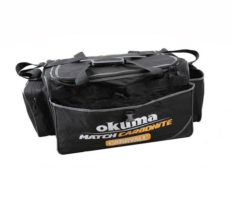 Okuma Match Carbonite Carryall | 60x36x39cm
