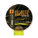 Prologic Bulldozer FC Coated Mono | Trans Green & Fluo Yellow | 1km | 0.28 - 0.40mm