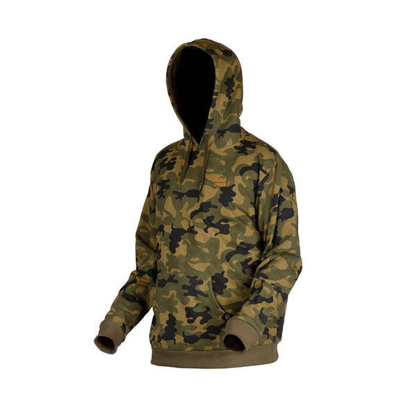 Prologic Bank Bound Camo Hoodie | M