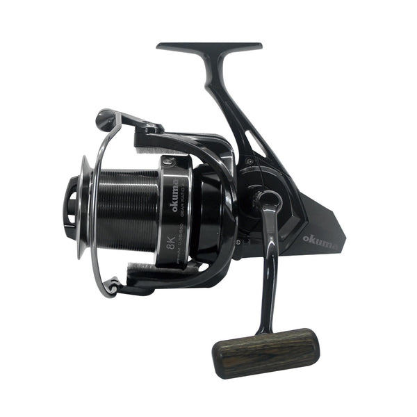 Okuma 8K Spinning Reel 5+1bb 4.7:1 Al spool