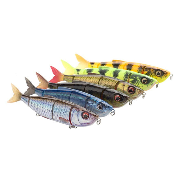 Savage Gear 4Play V2 Swim & Jerk | 13.5cm-20cm | 20g-65g | SS 01-06 | Various Colours