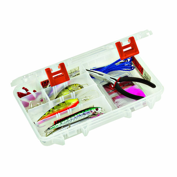 Plano ProLatch Stowaway Box With Adjustable Dividers & Inhibitor Chips