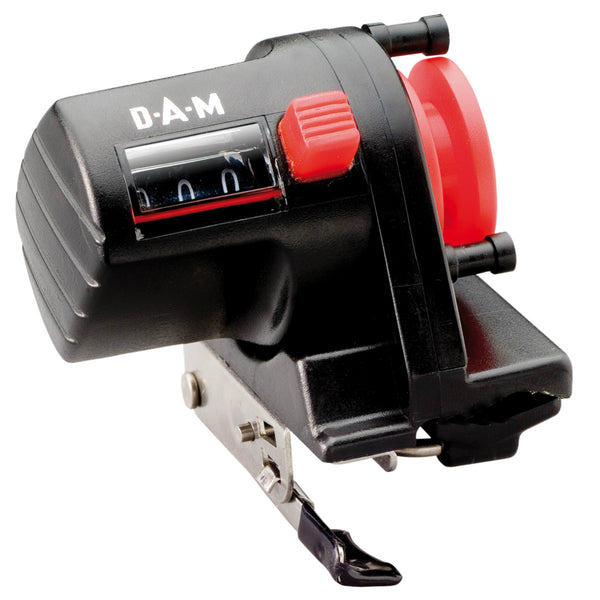 DAM Line Counter In Meters