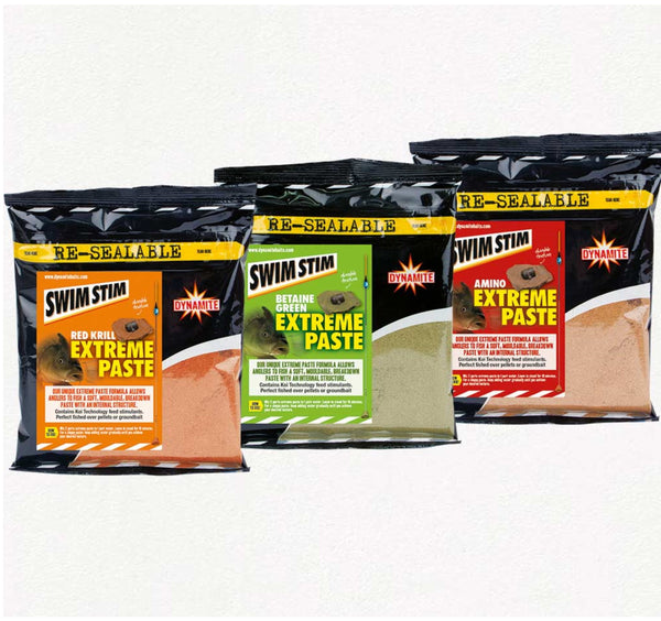Dynamite Swim Stim Extreme Paste Mix | Various Flavours