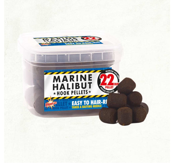 Dynamite Marine Halibut Pellets | 22mm & 30mm