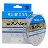 Shimano Exage Monofilament Mainline | 0.12mm-0.40mm