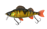 DAM Effzett Slide N Roll Perch Lure | 14 - 18cm | 40 - 80g | Various Colours