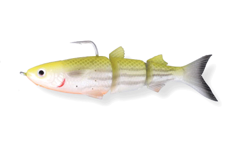 Savage Gear 3D TPE Mullet Lure | 13 - 13cm | 29g