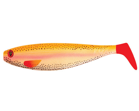 FOX Rage Shad Firetails II | 14cm-23cm | 12pcs-20pcs | Various Colour