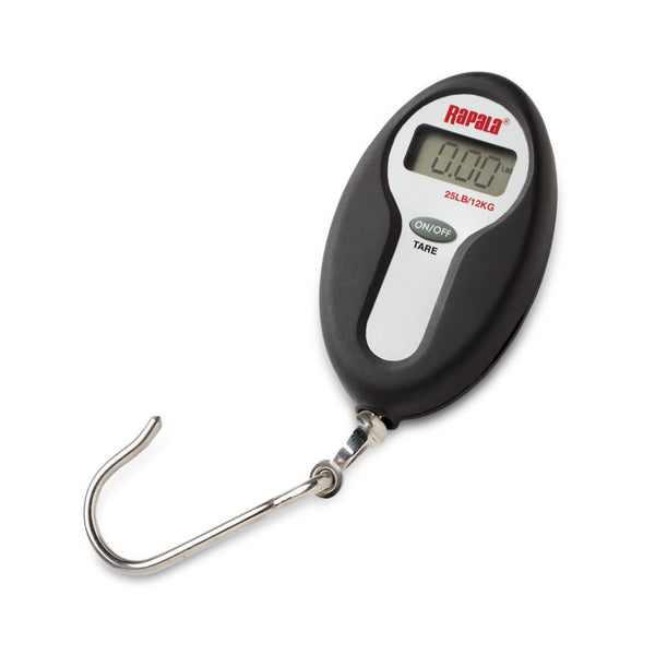 Rapala Mini Digital Scale | 25lb 12kg