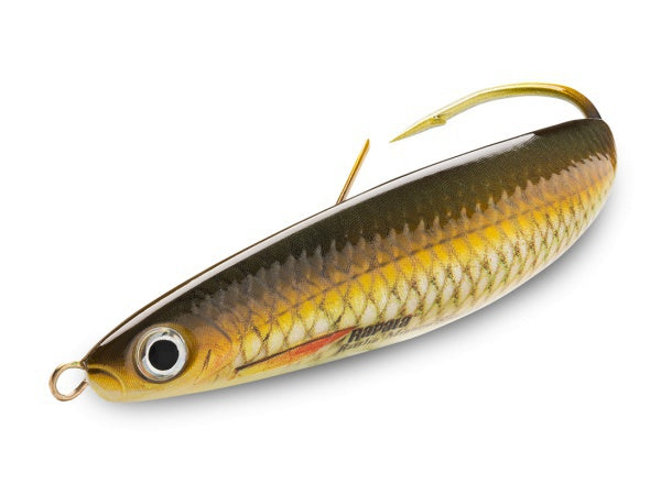 Rapala Rattlin' Minnow Spoon® Weedless Design Fishing Lure | 8cm | 16g | Various Colours