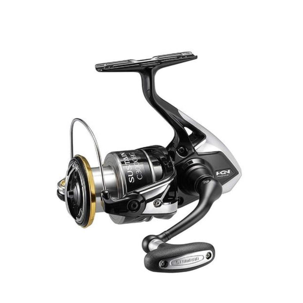 Shimano Sustain FI Fishing Spinning Front Drag Reel | 2500 - 5000 | Various Sizes