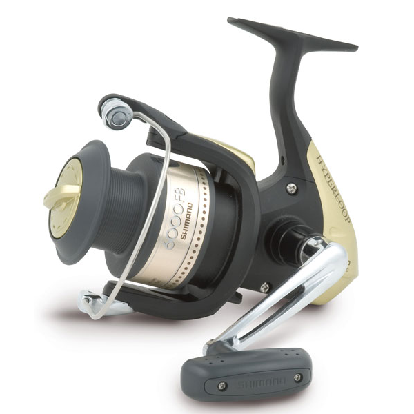 Shimano Hyperloop FB Spinning Reel Front Drag