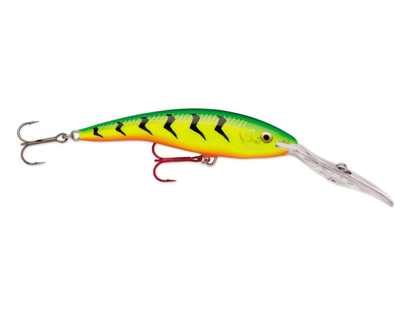 Rapala Deep Tail Dancer® Deep Diving Fishing Lure | 7cm - 11cm | 9g - 22g | Various Colours