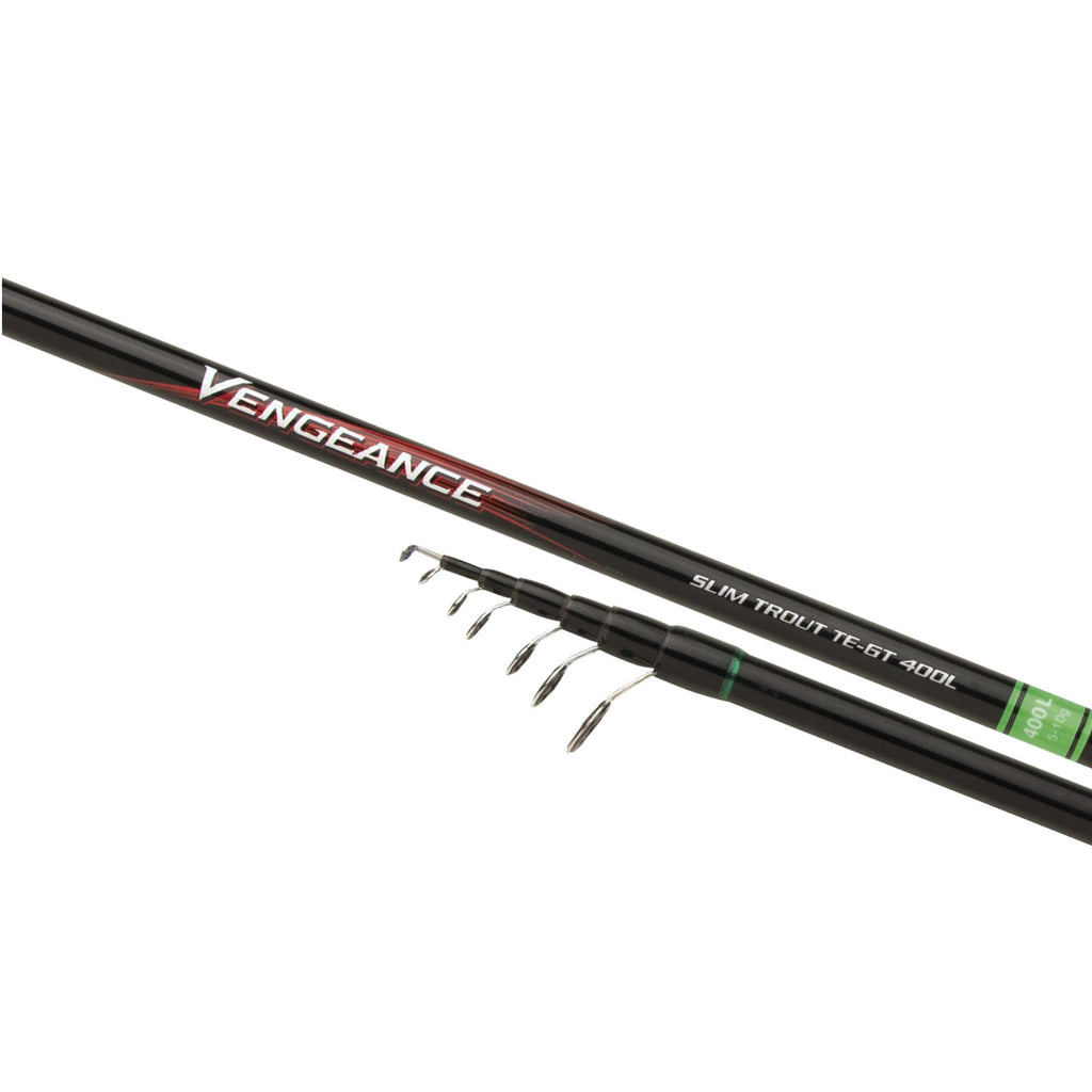 Shimano Bolognese Vengeance AX Trout TE GT Telescopic Fishing Rod