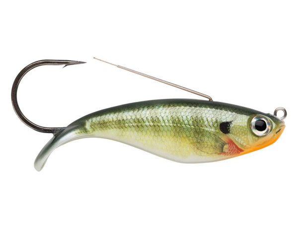 Rapala Weedless Shad Sinking Fishing Lure | 8cm | 16g | Various Colours