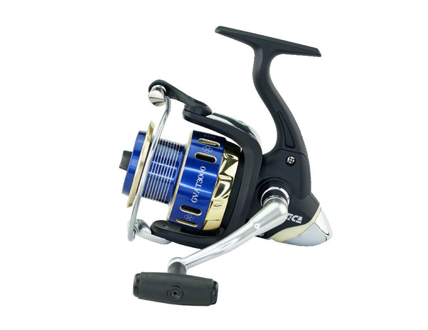 TiCA Gymir Front Drag Spinning Reel