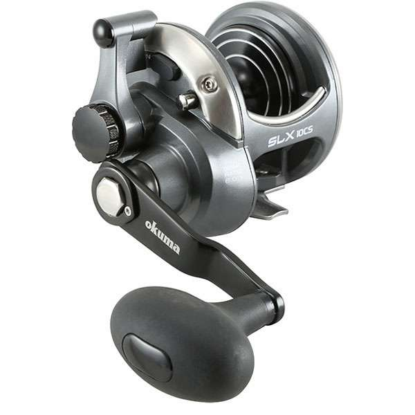 Okuma Solterra SLX High Speed Lever Drag Boat & Trolling Reel