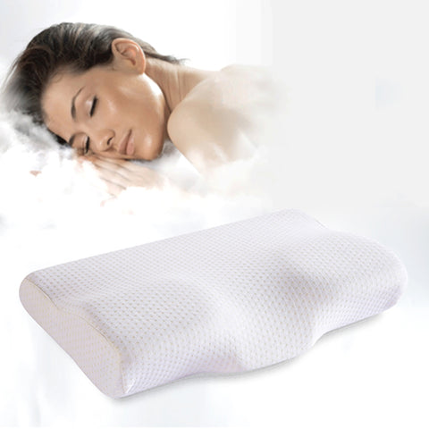 Orthopedic Neck Support Bed Pillow Save your Neck and Stop Snoring New Design Contour Pillow - Art on your Pillow