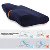 Image of Orthopedic Memory Foam Neck Support Pillow Save Your Neck and Stop Snoring - Art on your Pillow