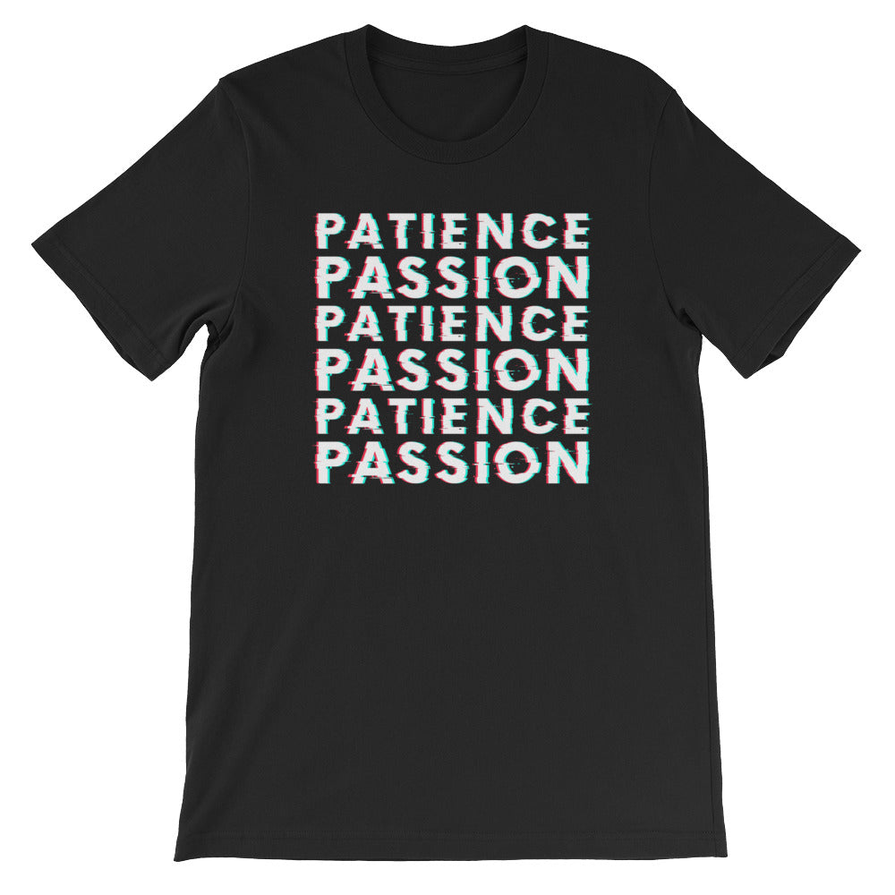 "Freeko ""Patience & Passion"" T-shirt"