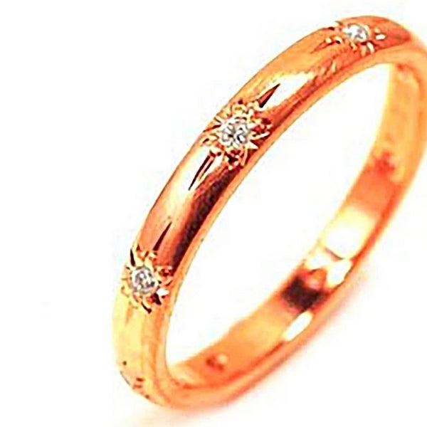 18 Karat Gold Exclusive Ribbons and Arrows Collection Diamond Ring - OGI-LTD
