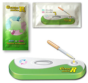 GENDERmaker Boy or Girl Gender Predictor at Home Test Kit