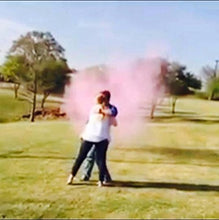 Baseball Gender Reveal (Pink)