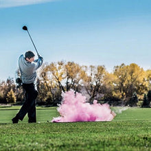 Golf Ball Gender Reveal Golf Ball (Pink)