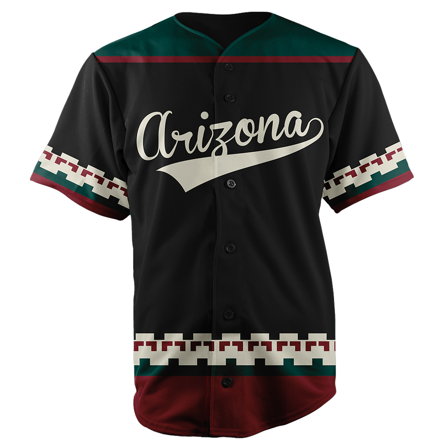 ARIZONA BASEBALL JERSEY - CUSTOM