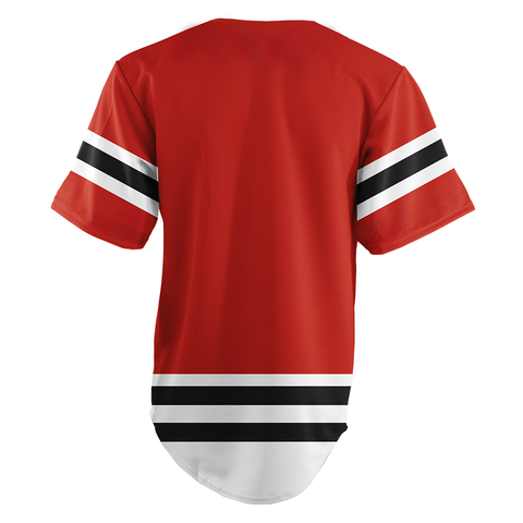 CHICAGO BASEBALL JERSEY - CUSTOM