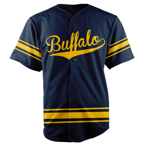 Image of BUFFALO BASEBALL JERSEY