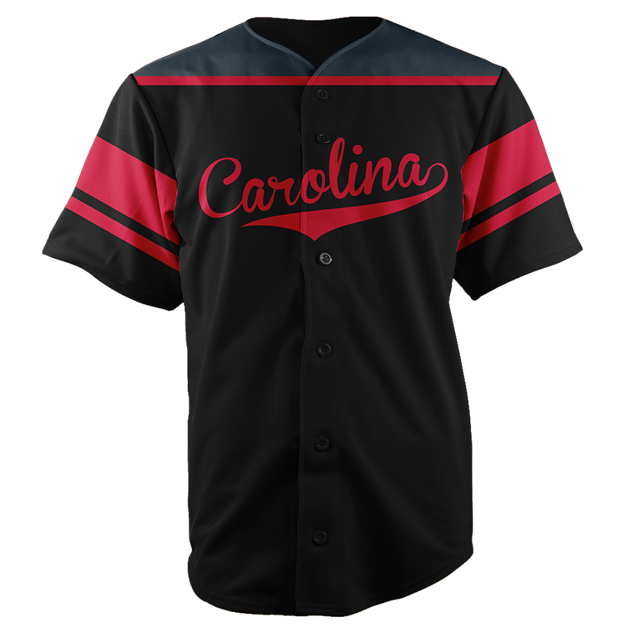 CAROLINA BASEBALL JERSEY - CUSTOM
